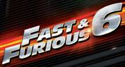 fast and furious 6 logo image