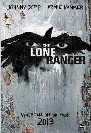 lone ranger movie poster image