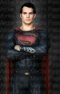 superman: man of steel promo photo image