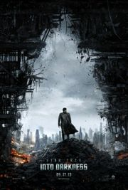 star wars 2: into darkness movie poster image